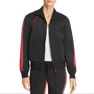 Pam & Gela rhinestone track jacket